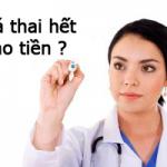 Chi phí phá thai bằng thuốc bao nhiêu? | Phòng khám đa khoa Cần Thơ
